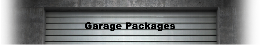 Garage packages calgary