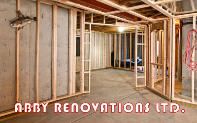 Calgary basement renovations