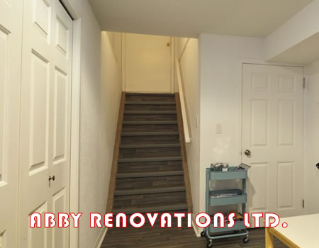 basement separate entrance builder calgary